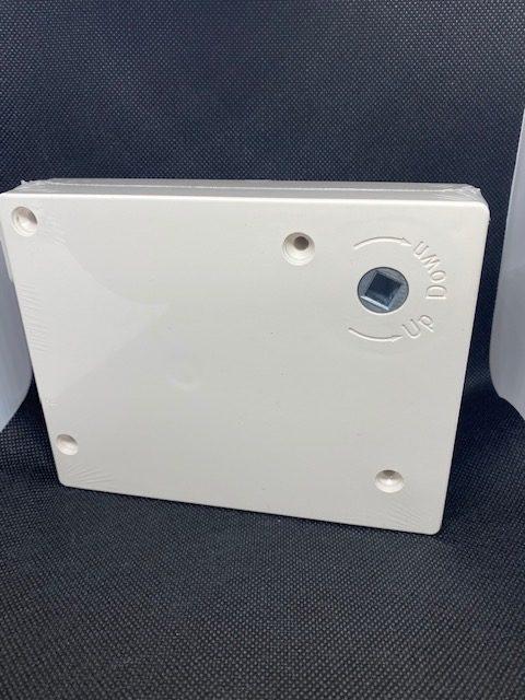 Roller shutter parts winder box