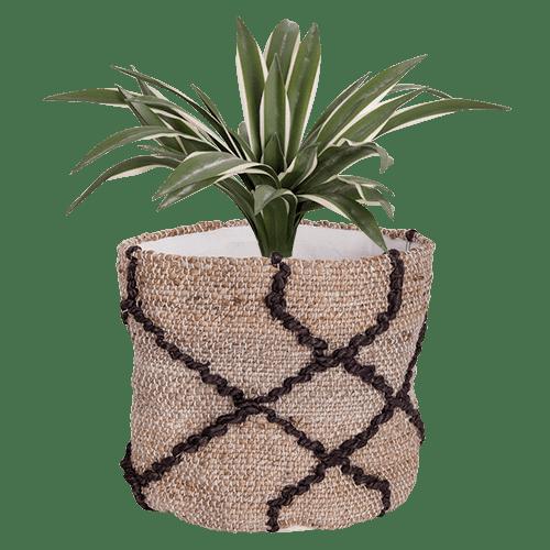 hand woven pot holder
