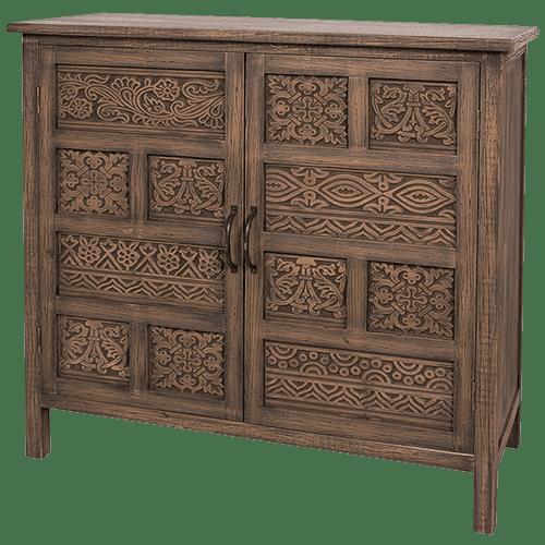 boho cabinet